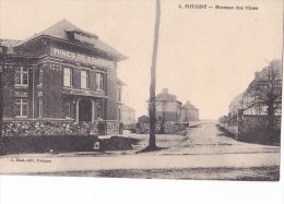 24362 Potigny - Bureaux Des Mines - 4 Ed Blot Potigny -mine De Soumont - - France