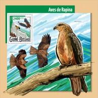 Guinea Bissau. 2015 Birds Of Prey. (412b) - Águilas & Aves De Presa