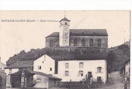 24364 HETTANGE GRANDE - L´église Catholique -sans Ed
