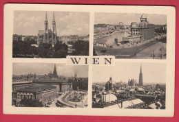 168867 / Vienna Wien -  HERMANN GORING PLATZ , Urania Kino Cinema , PARLAMENT ,  Austria Österreich Autriche - Zonder Classificatie