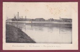 58 - 230415 - FOURCHAMBAULT - La Fonderie - Vue Prise De La Digue. - Usine - Frankreich