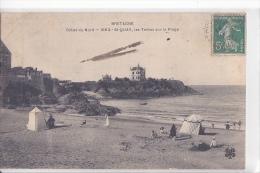 24367  Saint St Quay Les Tentes Sur La Plage N° 1662 MTIL Trefle -