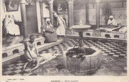 Algérie - Scènes Et Types -  Bain Maure - Hammam Sauna Massage - Editeur Geiser - Szenen