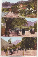 CPA Multivues Colorisée - MERANO - 1927 - Merano