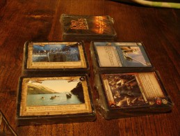 Lot De +/- 250 Cartes Lord Of The Rings - Lord Of The Rings