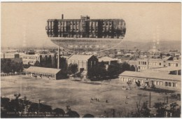 Fushun China, View Of Town, Factory Administration Buildings, Japanese Occupation, C1930s Vintage Postcard - China