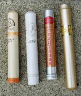TABAC  )    BOITE / ETUI  A  CIGARES  -   H. UPMANN  -  DARDOFF  -  PARTAGAS  -  ROMEO  Y  JULIETA - Étuis à Cigares