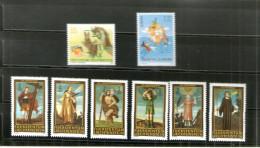 7467 Fürstentum Liechtenstein Postfr. Lot Mi 1339,1340,1341-46 - Liechtenstein