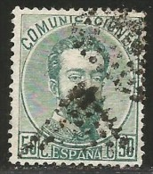 España 126   O - 1872-73 Reino: Amadeo I
