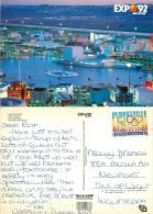 Expo 92, Sevilla, Spain Postcard Posted 1992 Stamp - Sevilla