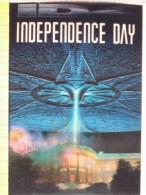 "Cart.-  Uscita Nelle Sale Del Film "" Independence Day ""  Id4.- Cart. In 3 D. - Manifestazioni"