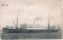 Leopoldville  338 - Piroscafi