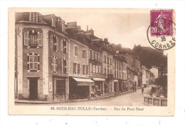 Tulle - Souilhac  - Rue Du Pont Neuf - Tulle