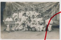 Original Foto - Darmstadt - 1911 - Soldaten Reserve Regiment Nr.63 - Darmstadt