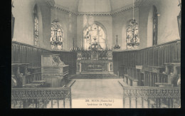 76 -- Boos -- Interieur De L'Eglise - Francia