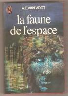 J´AI LU 392 - A.E. VAN VOGT - La Faune De L'espace - J'ai Lu