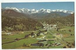 Hobby Horse Motor Lodge Box 40 Estes Park  Colorado - Etats-Unis