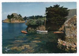 Ile De BREHAT-- Prat Ar Pont (animée,kayak De Mer,voilier) ,cpsm 15 X 10  N°7450   éd  Jos - Ile De Bréhat