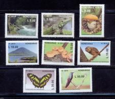 Honduras. Flora, Fauna And Landscapes. New Issue Of 2014. MNH - Honduras