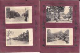 Golborne (photo J.Davies)- High St, Park Road, The Hollows, Park Gates, Golborne Dale;  + Platts Lane Hampstead - Angleterre
