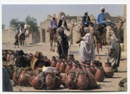 AFRIQUE > REPUBLIQUE DU TCHAD > MAO > Pr�fecture du KANEM > Ces poteries servent au transport de l� eau