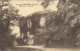 LA GAUBRETIERE - 85 - CARTE INTROUVABLE Sur Le Site - Manoir Du Sourdy - ENCH - - Other Municipalities