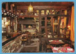 C-P-M-(76.Seine-Maritime) 76.Bapeaume-les-Rouen - Le Vieux Moulin -Salle Du Restaurant. - Francia