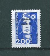 Timbres De St Pierre Et Miquelon  De 1994  N°605  Neufs ** Parfait - St.Pierre & Miquelon