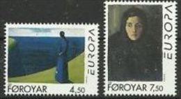 1996 - Faroer 290/91 Europa - Faroe Islands