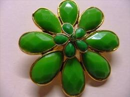 VINTAGE BROCHE ANTIGUO DE BISUTERÍA - Broche Vintage Antique Jewelry - BROOCH VINTAGE ANTIQUE JEWELRY - Brooches
