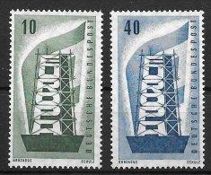 1956  Europa  ** MNH