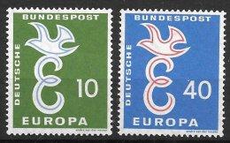 1958 Europa ** MNH