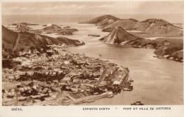 VICTORIA    Port Et Ville - Vitória