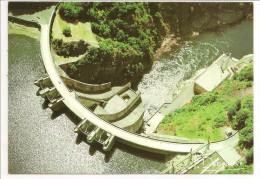 15/19 - Barrage De L'Aigle Sur La Dordogne, à La Limite Du Cantal Et De La Corrèze - Ed. Francis Debaisieux N° 129 - Francia
