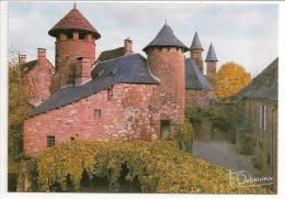 19 - Collonges La Rouge - Hôtel De La Ramade De Friac (Corrèze) - Ed. Francis Debaisieux N° 30b - Francia