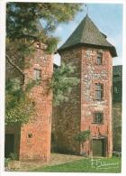19 - Collonges La Rouge - Castel De Vassignac (Corrèze) - Ed. Francis Debaisieux N° 238 - Francia