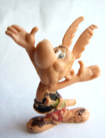 FIGURINE PUBLICITAIRE HUILOR ASTERIX 1967 (2) - Asterix & Obelix