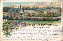 Pays-Bas - Type Gruss Aus - Pensionnat Blumenthal Vaals Bei Aachen - Vaals