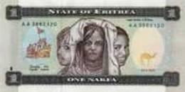 ERITREA   - 1 NAKFA  -24-05-   1997  - UNC - Erythrée
