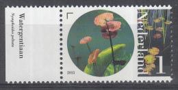Nederland - Flora En Fauna Naardermeer - Watergentiaan - MNH - NVPH 3297 - Periode 2013-... (Willem-Alexander)
