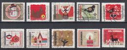 Nederland - Decemberzegels 2011 - Kerstzegels 2011 - Gebruikt/gebraucht/used - NVPH 2887-2896 - 1980-... (Beatrix)