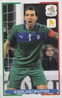 Panini-chromo Voetbal - UEFA Euro2012 - Italië - Gianluigi Buffon - Nummer 67 - Panini