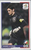 Panini-chromo Voetbal - UEFA Euro2012 - Frankrijk - Hugo Lloris - Nummer 139 - Panini