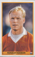 Panini-chromo Voetbal - UEFA Euro2012 - Nederland - Ronald Koeman - Nummer 144 - Panini