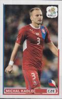 Panini-chromo Voetbal - UEFA Euro2012 - Tsjechische Republiek - Michal Kadlec - Nummer 145 - Panini