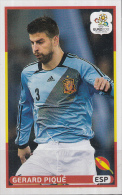 Panini-chromo Voetbal - UEFA Euro2012 - Spanje - Gerard Piqué - Nummer 149 - Panini