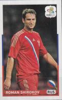 Panini-chromo Voetbal - UEFA Euro2012 - Rusland - Roman Shirokov - Nummer 164 - Panini