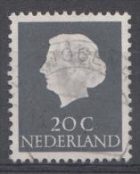 Nederland - Plaatfout 621 PM – Gebruikt/gebraucht - Mast 7e Editie 2013 - Plaatfouten En Curiosa