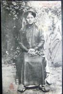 VIETNAM  INDOCHINE TONKIN HANOI JOLIE CONGOI FEMME EROTISME DIEULEFILS EDITEUR - Viêt-Nam
