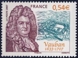 4031    VAUBAN    NEUF** ANNEE 2007 - France